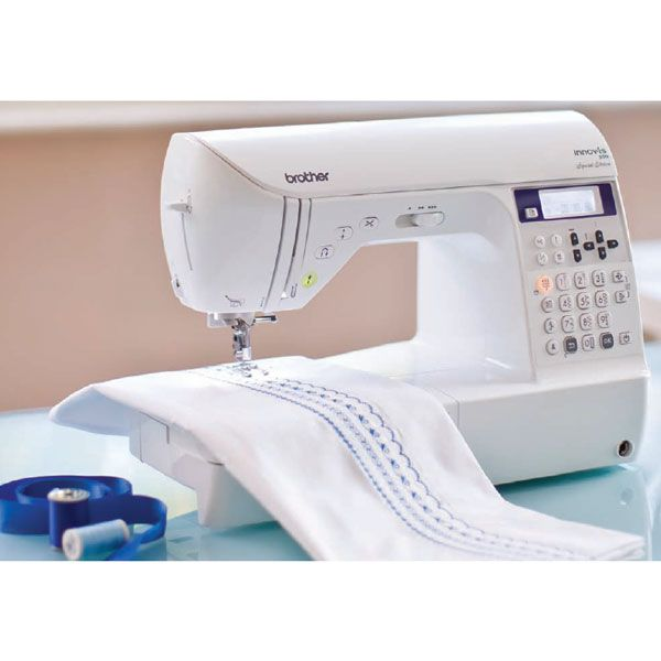 Brother Innovis 40SE NV40SE Unique Brother 550 Sewing Machine